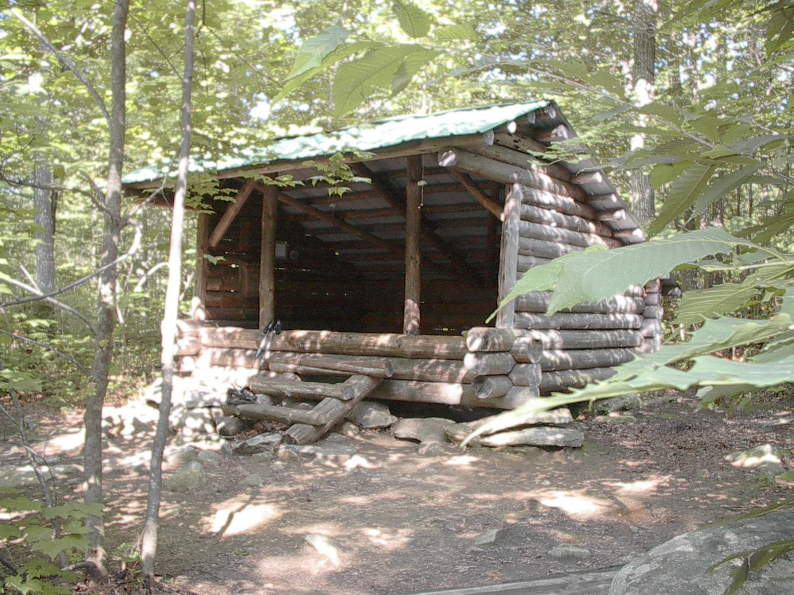 Places for winter camping? : Connecticut